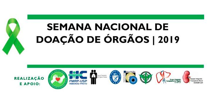 (Português do Brasil) Semana Nacional de Doação de Órgãos – 2019